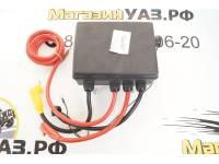 Блок управления для лебедки Electric Winch 12000LBS 12V влагозащищенный